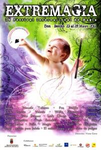 cartel Extremagia 2011