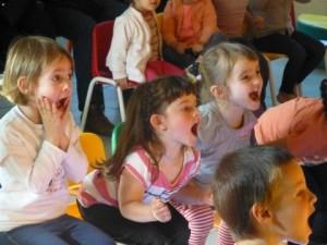 fiestas infantiles con magia