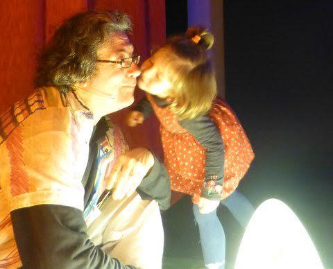 Auditorio de Barañáin magia para bebés