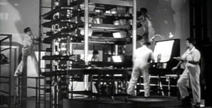 La cámara multiplano desarrollada en Disney