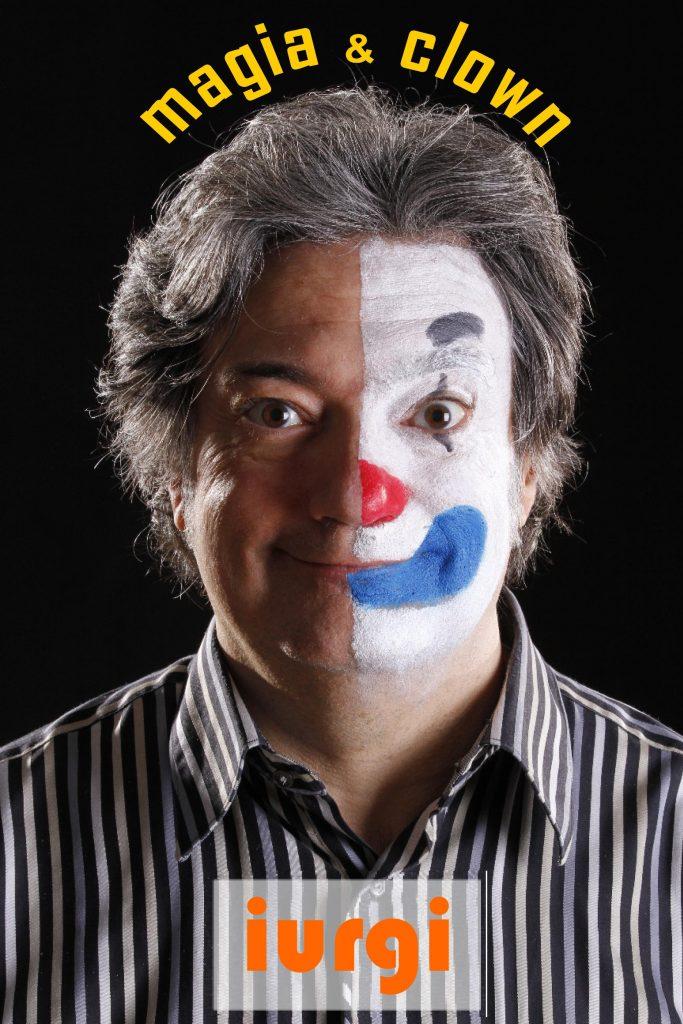 iurgi magia & clown