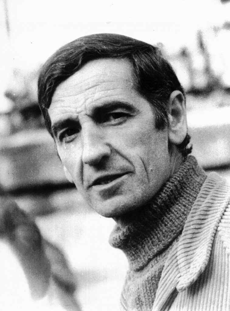 Patxi Larrainzar dramaturgo